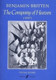 The Company of Heaven- Britten | Faber