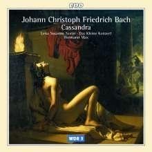 Cassandra Kantate - JCF Bach | CD