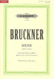 Messe e-Moll WAB27 (zweite Fassung)- Bruckner | Peters