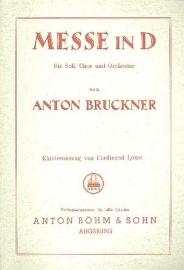 Messe d-Moll - Bruckner | Böhm