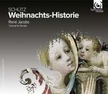 Weihnachts Historie - Schütz | CD