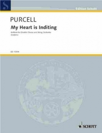 My Heart is inditing - Purcell | Schott Music