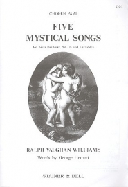 5 Mystical Songs - Vaughan Williams