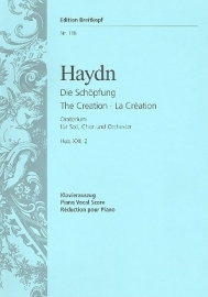 Die Schöpfung Hob.XXI:2- Haydn | Breitkopf