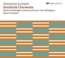 Geistliche Chorwerke - Scarlatti | CD