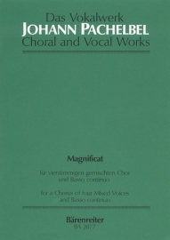 Magnificat - Pachelbel | Barenreiter