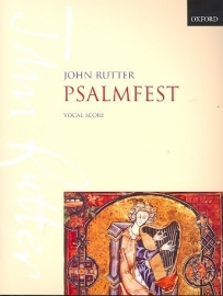 Psalmfest - Rutter | Oxford Press