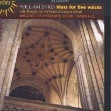 Mass for 5 Voices- Byrd | CD
