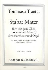 Stabat Mater  - Traetta