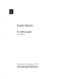 In terra pax - Frank Martin