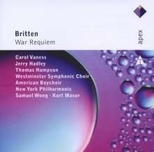 War Requiem opus 66 - Britten | CD