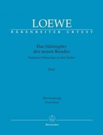 Das Sühneopfer des neuen Bundes - Loewe | Barenreiter