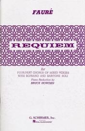 Requiem- Fauré | Schirmer