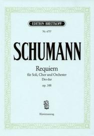 Requiem Des-Dur op.148- Schumann | Breitkopf
