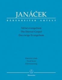 Das ewige Evangelium - Janacek | Barenreiter