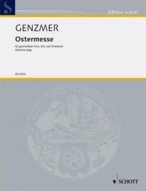 OSTERMESSE- Harold Genzmer