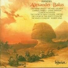 Alexander Balus  - Händel | CD