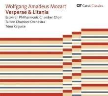 Vesperae & Litania - Mozart | CD