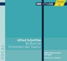 Penitential Psalms (Bußpsalmen) - Schnittke | CD