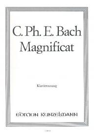 Magnificat- Carl Ph.Bach   Kunzelmann