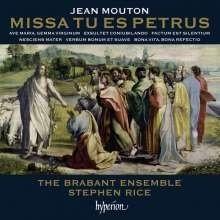 Missa Tu es Petrus - Jean Mouton | CD