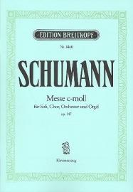 Messe c-Moll op.147- Schumann | Breitkopf