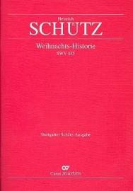 Weihnachts-Historie SWV435 - Schütz | Carus