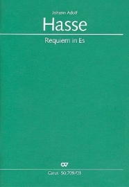 Requiem Es-Dur - Hasse