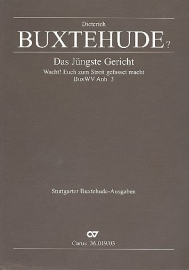 Das jüngste Gericht BuxWV Anh3- Buxtehude
