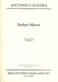 Stabat Mater - Caldara | Broude