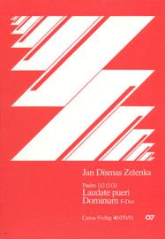 Laudate pueri dominum F-Dur- Jan Dismas Zelenka