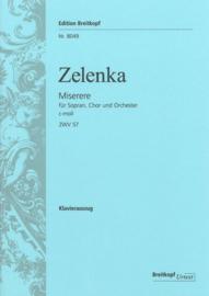 Miserere c-Moll ZWV57 - Jan Dismas Zelenka