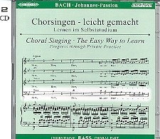 Bach -Johannespassion BWV245 | BAS | Oefen CD