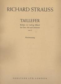Taillefer op.52 - Richard Strauss