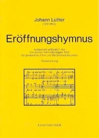 Eröffnungshymnus - Johann Lütter