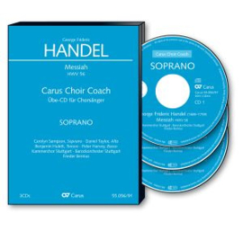 Händel - Messiah  oefen cd - SOPRAAN