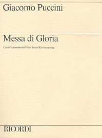 Messa di Gloria - Puccini | Ricordi