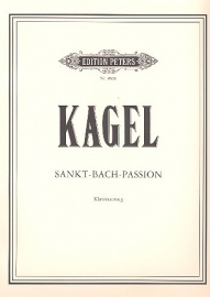 Sankt Bach-Passion - Mauricio Kagel