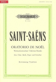 Oratorio de Noel op.12 - Saint Saëns | Peters