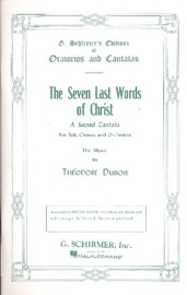 The seven last Words of Christ - Dubois