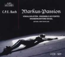 Markus Passion - C.P.E. Bach | CD