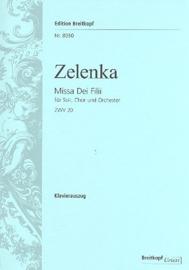 Missa dei filii ZWV20 - Jan Dismas Zelenka