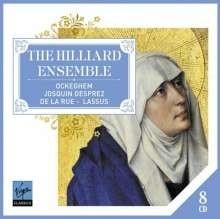 Hilliard Ensemble | 8 CD