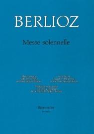 Messe solenelle- Berlioz | Barenreiter