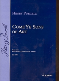 Come ye Sons of Art  - Purcell
