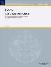 EIN DEUTSCHES GLORIA - Joseph Haas
