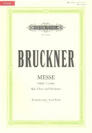 Messe f-Moll WAB28 - Bruckner | Peters