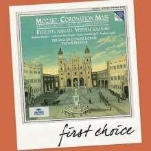"Messe KV 317 ""Krönungsmesse""- Mozart | CD"