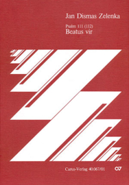 Beatus vir C-Dur : Psalm 111 (112) - Jan Dismas Zelenka