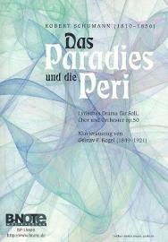Das Paradies und die Peri op.50 _ Schumann | Bnote